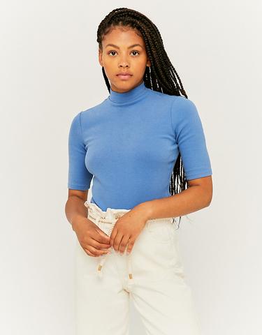 Blue Soft Top