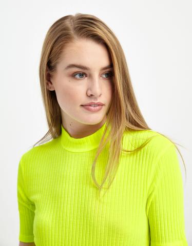 Neon Yellow Top