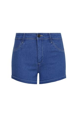 Baby Blue Push Up Shorts