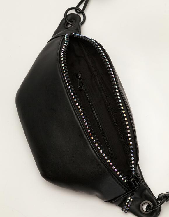 Belt Bag with Strass detail