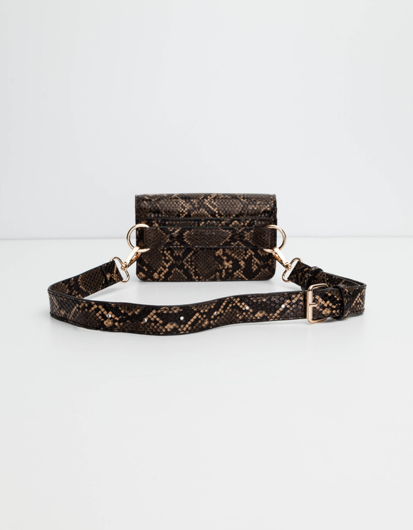 Snake Bump Bag