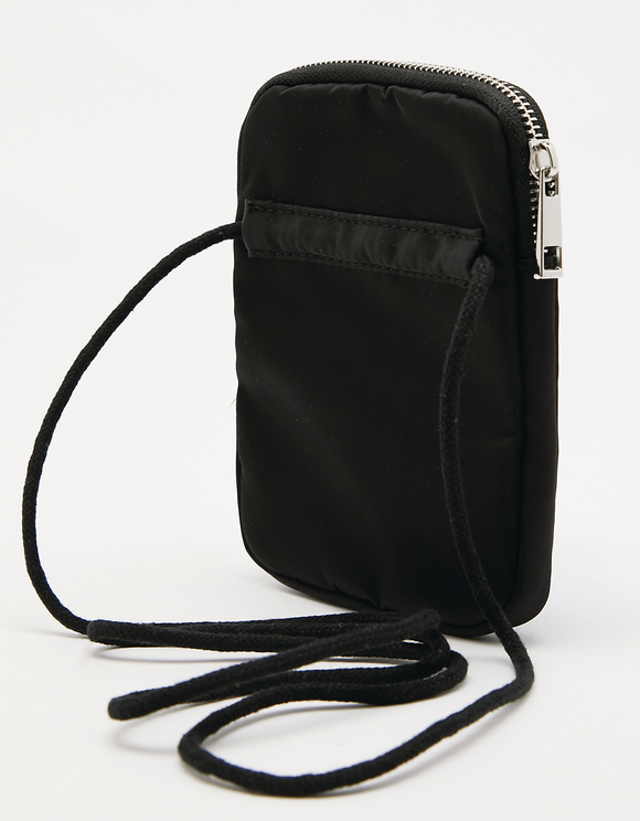 Nylon Utility Crossbody Bag