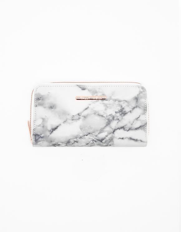 Marble Print Wallet