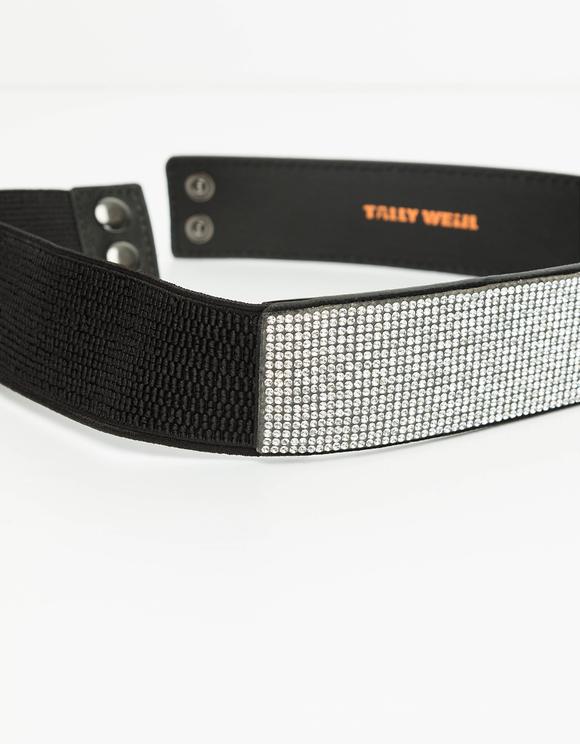 Cintura Elastica con Strass