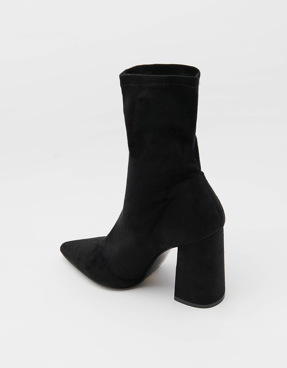 Bottines à Talons Noires