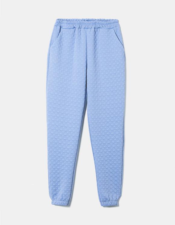 Pantaloni da Jogging a Nido D'Ape