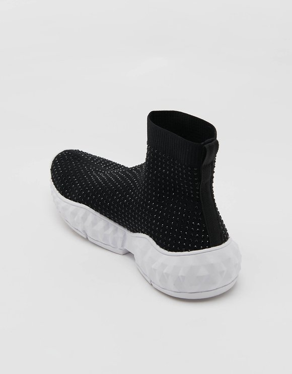 Slip On Sock Trainers