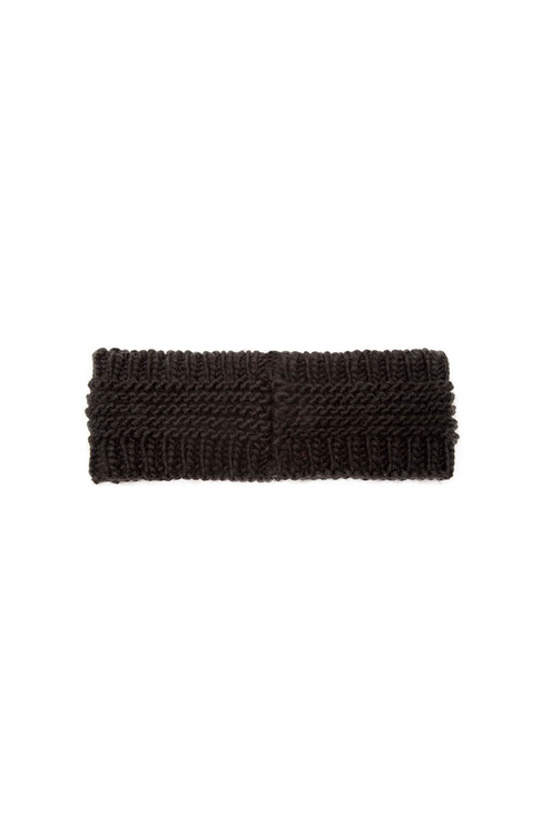 Black Rhinestone Headband