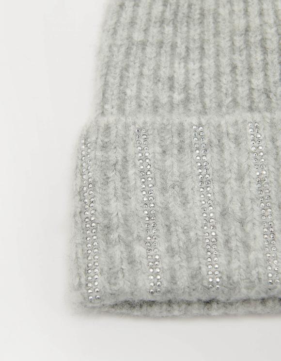 Strass Knit Beanie