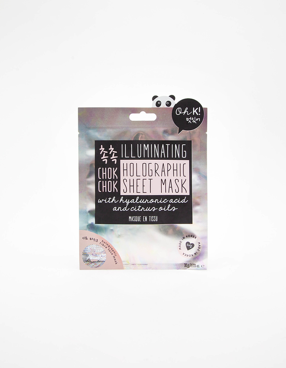 Oh K! Holographic Sheet Mask