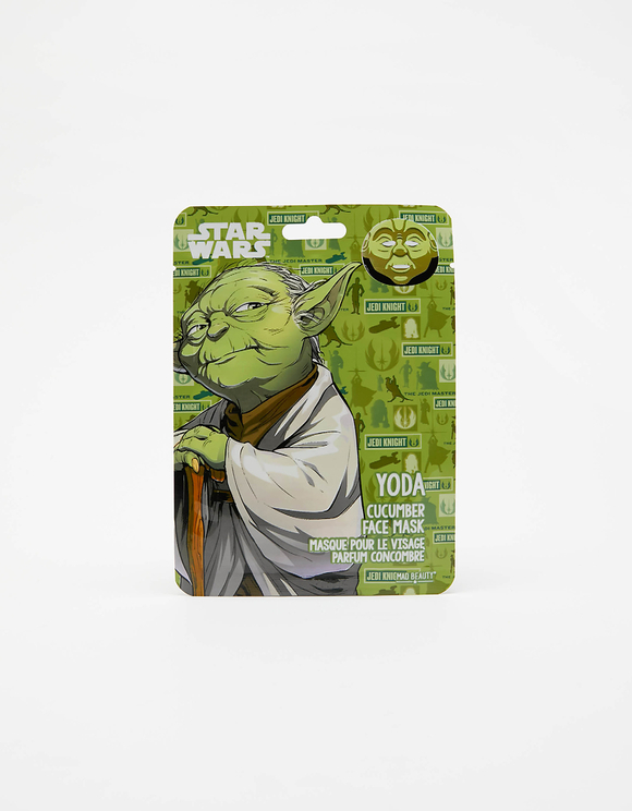Mad Beauty Disney Yoda Face Mask
