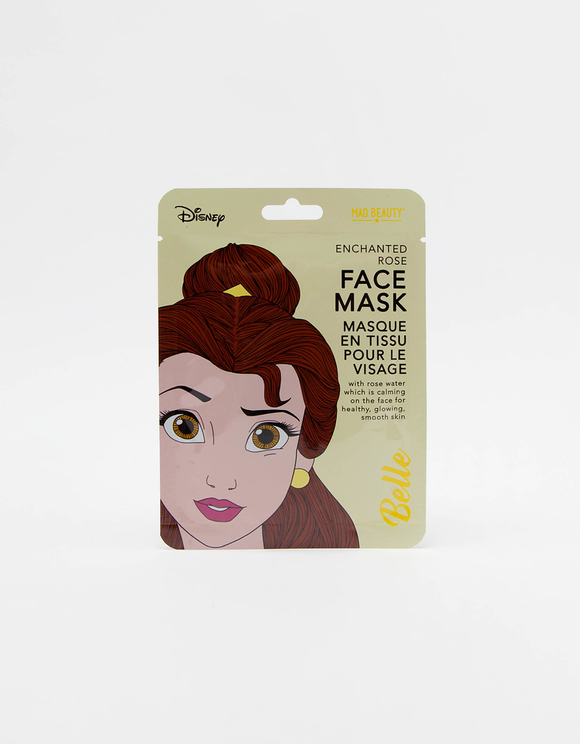 Mad Beauty Disney Belle Sheet Face Mask