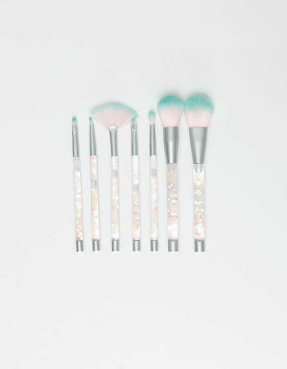 Glittered Beauty Brush Set