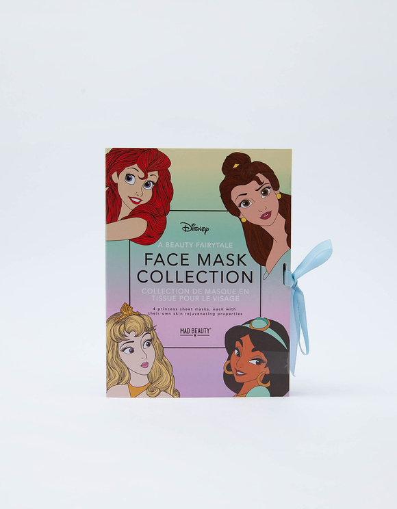Lot de 4 Masques Visage en Tissu Disney Mad Beauty