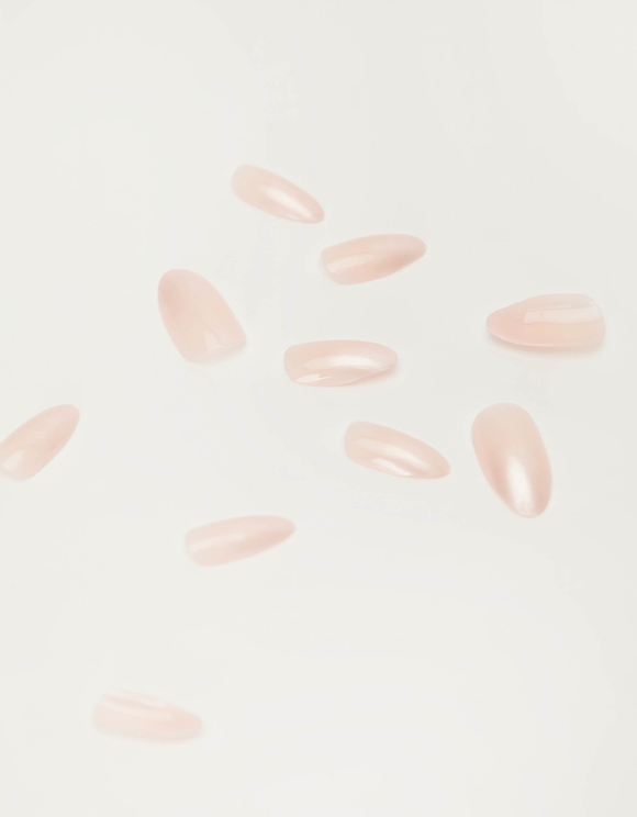 Light Pink Press-on Nails