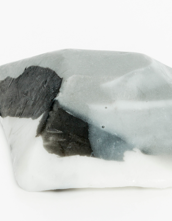 Sunday Rain Gem Soap Charcoal