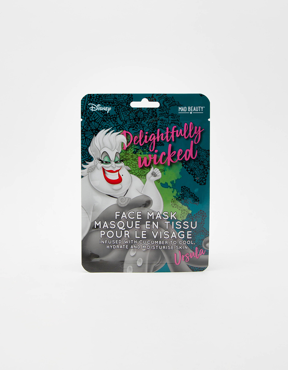 Mad Beauty Disney Ursula Sheet Face Mask