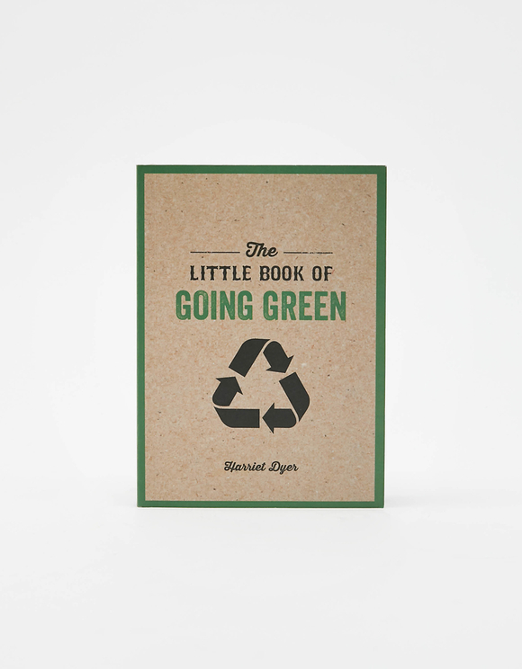 "Livre en Anglais ""The Little Book of Going Green"" Harriet Dyer"