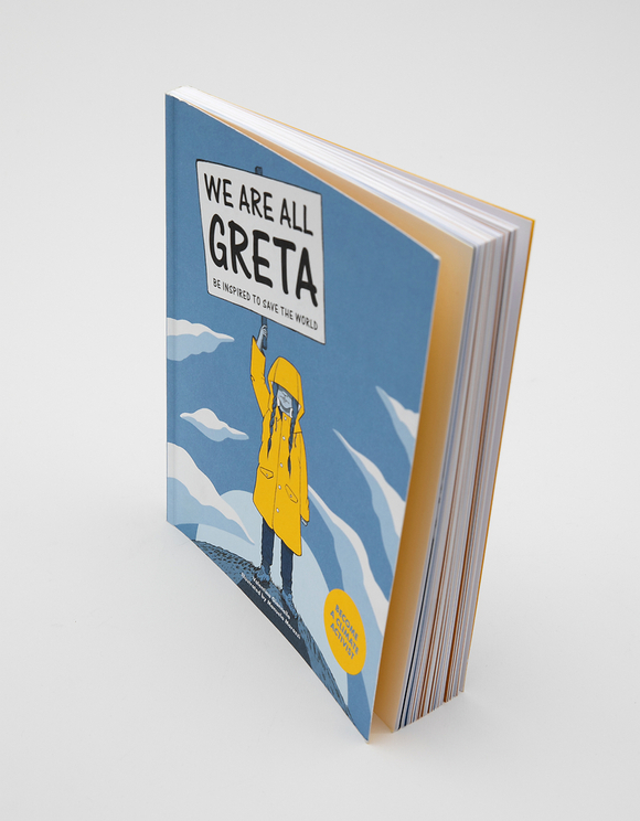 "Livre ""We are all Greta"" par Valentina Giannella"