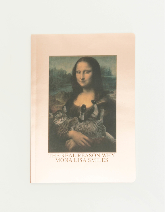 """Mona Lisa"" Notebook"