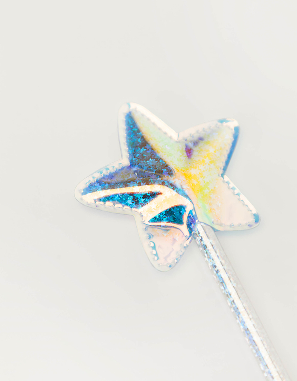 Glitter Pencil with Star Detail