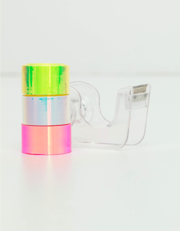 3 Pack Holographic Tape