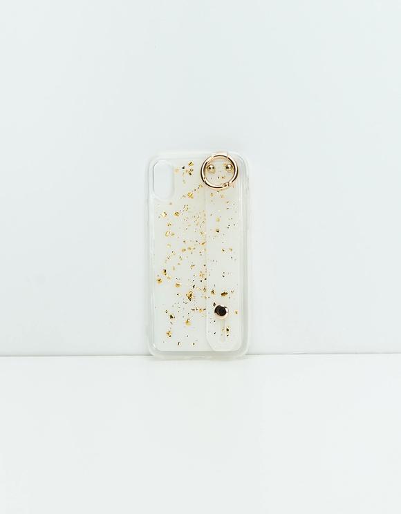 iPhone X Handyhülle mit Handgelenk Band