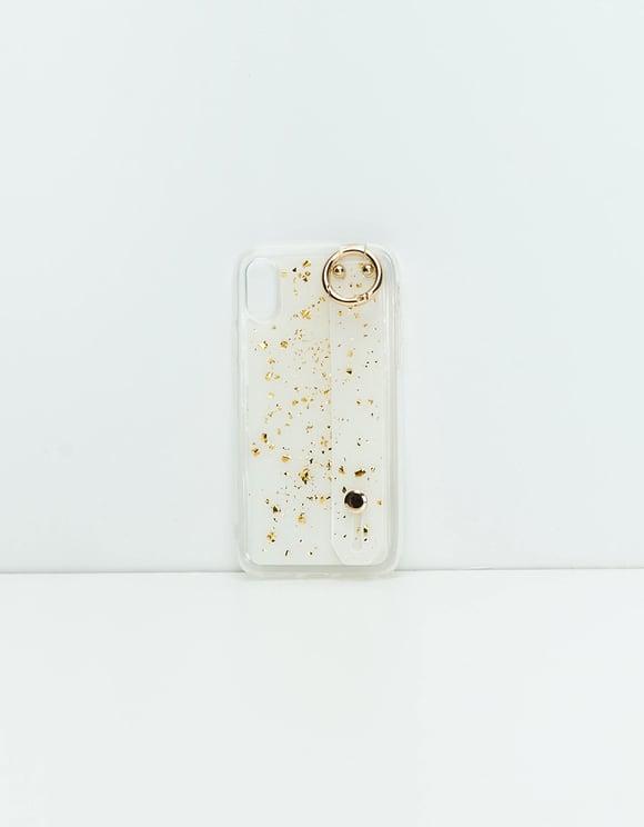 Etui na telefon iPhone z uchwytem