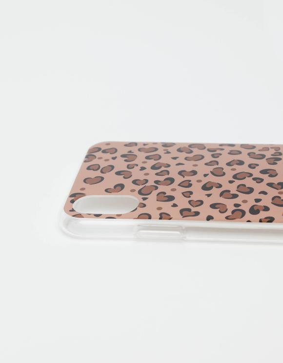 Obudowa na iPhone w panterkę