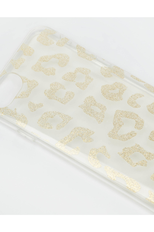 Transparent Leo iPhone Case