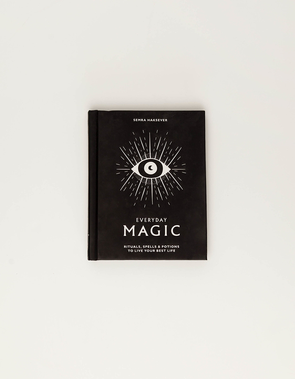 Everyday Magic, Livre Anglais, par Semra Haksever