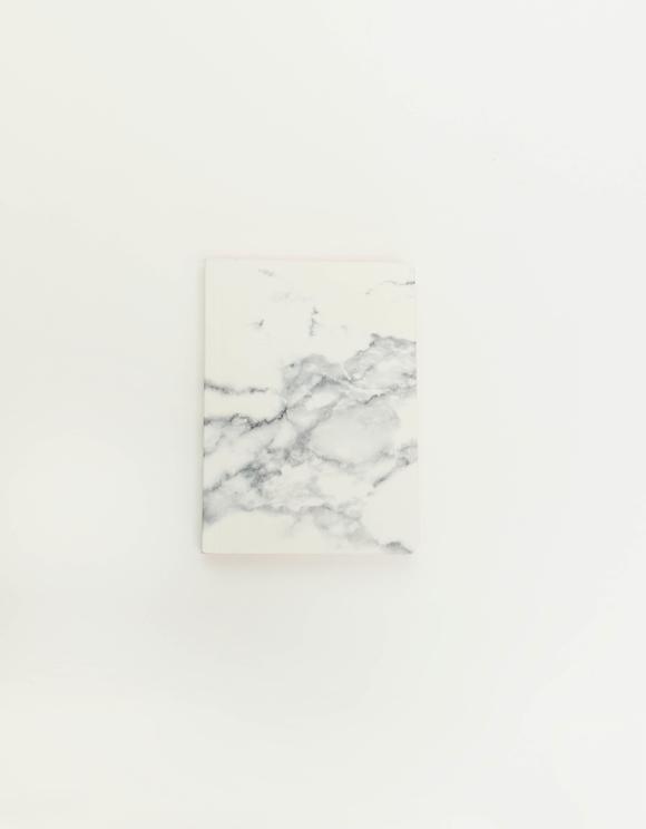 Notes z motywem marmurowym