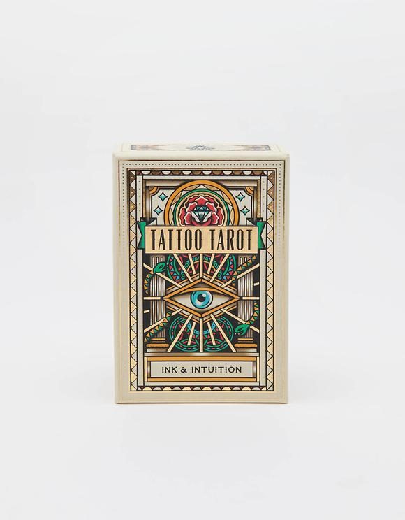 Karty Tarota Tatoo