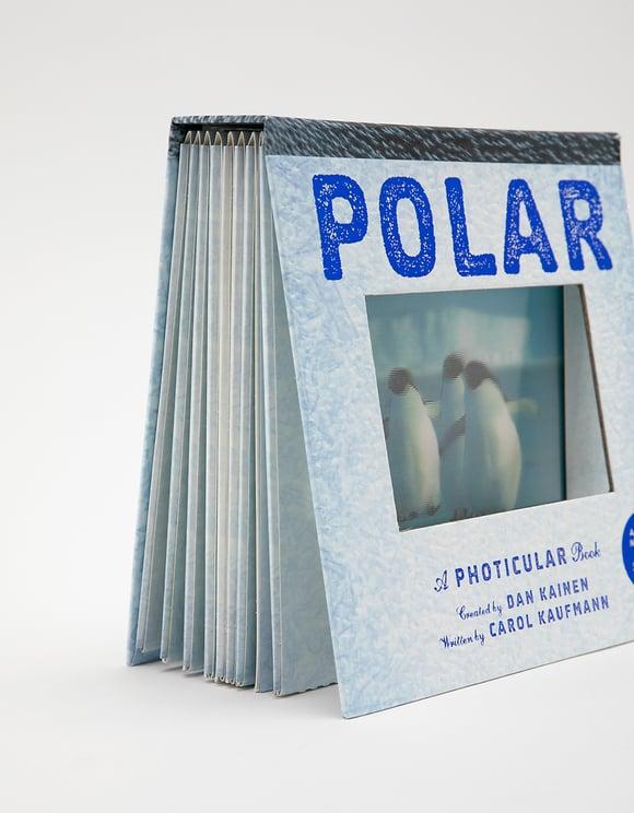 "Englisches Buch ""Polar: A Photicular Book"""