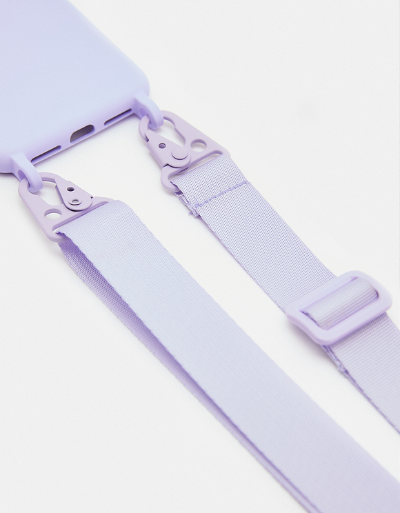 iPhone X Case with Strap
