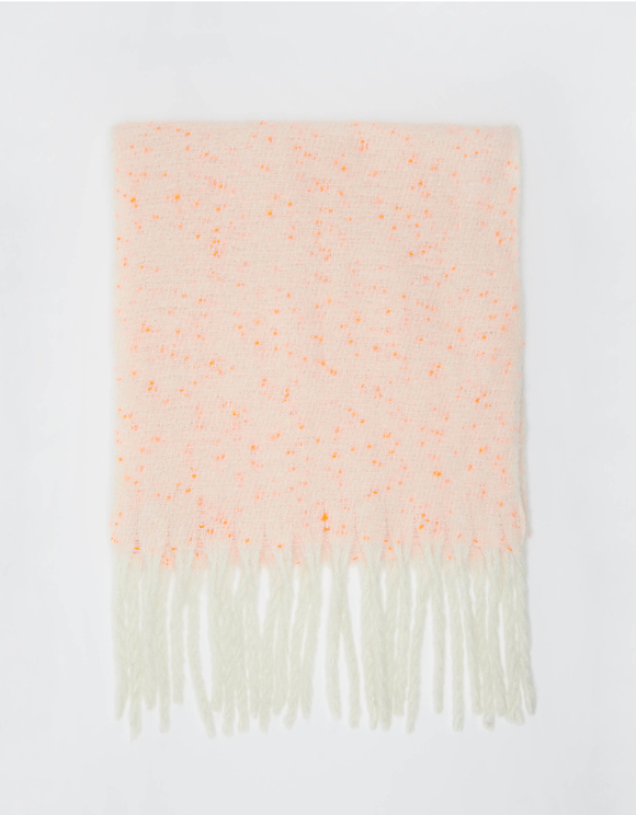 Soft Touch Scarf with Tassels
