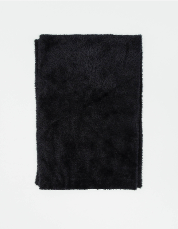 Soft Touch Black Scarf