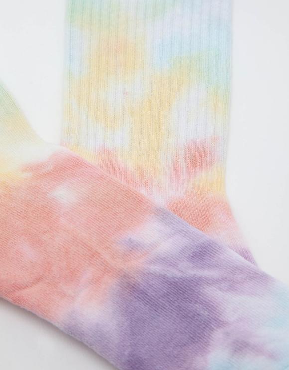 Tie & Dye Socken