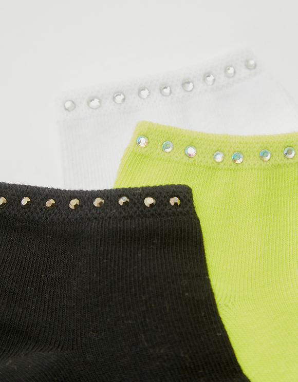 3 Packs Socks