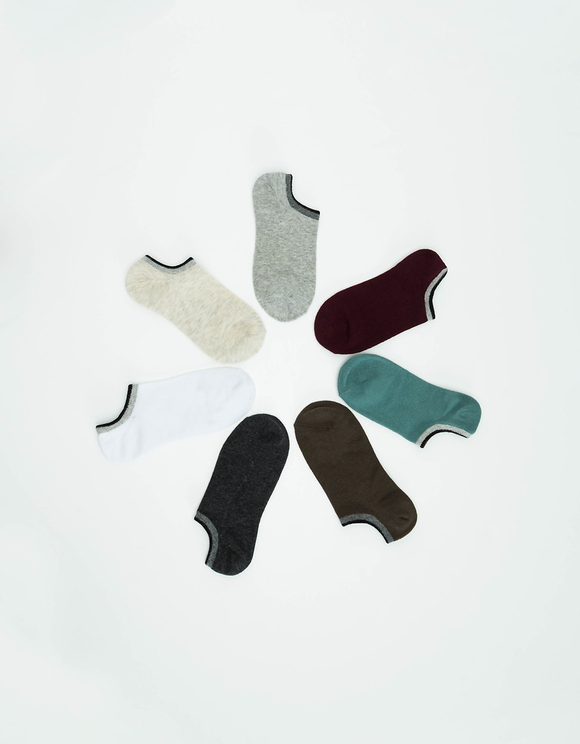 7 Pack Trainer Socks
