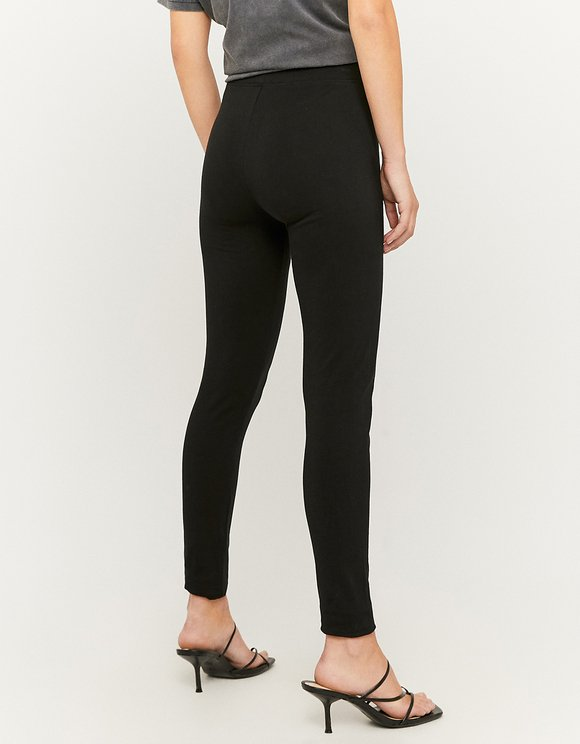 High Waist Black Leggings