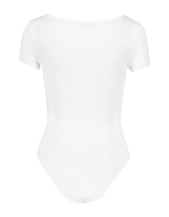 Body Bianco Stampato