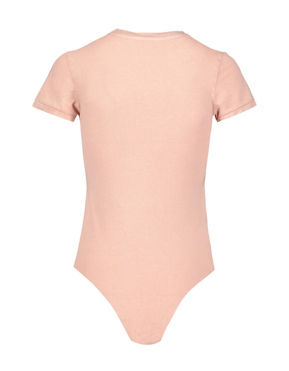 Pinker verwaschener Body