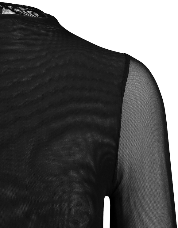 Body Nero Trasparente