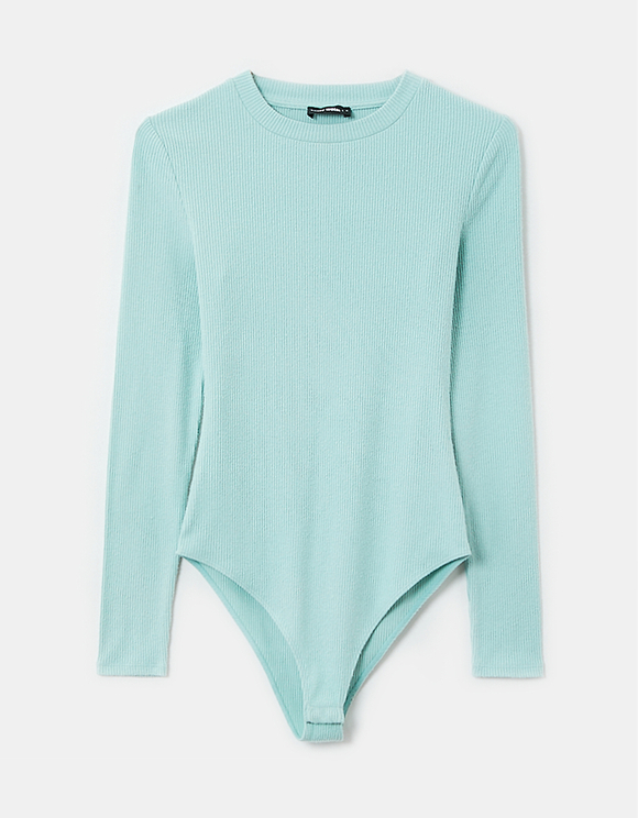 Mint Green Bodysuit