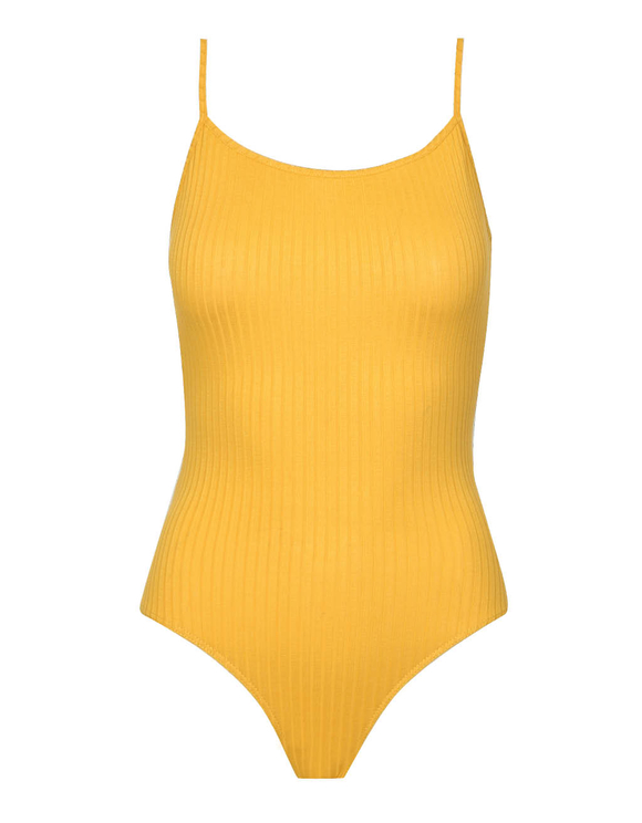 Body Basico Giallo