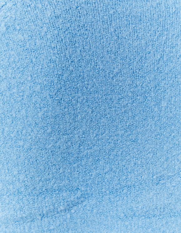 Blue Cardigan