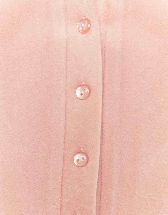 Velvet Buttonned Playsuit