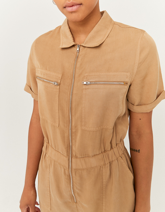 Utility Lightweight Playsuit