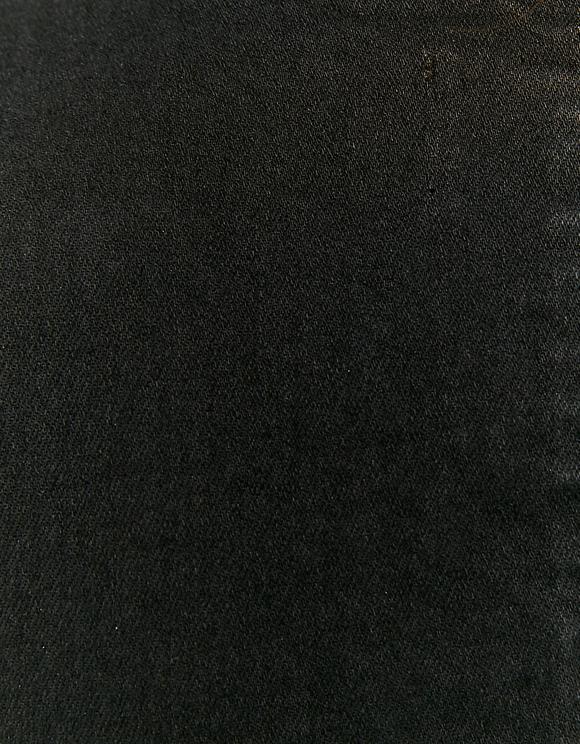 Black Jumpsuit with Chain Detail